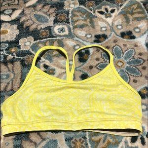 Lululemon yoga flow bra size 4